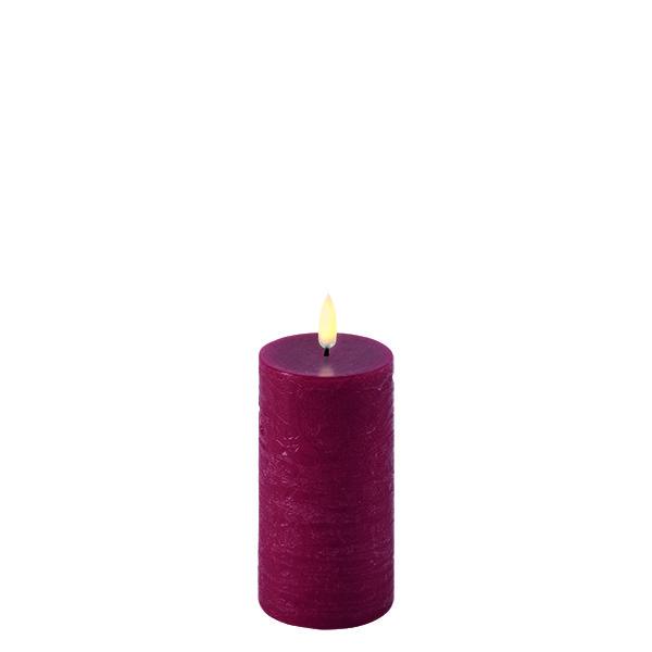 Kubbelys 5.8x 10 cm Carmine red