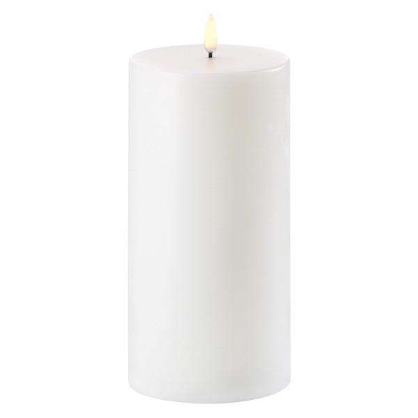Kubbelys 10,1 x 25cm Nordic White