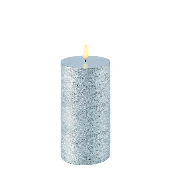 Kubbelys 7,8 x 15,2 cm Metallic silver