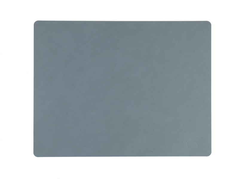 Lind DNA bordbrikke squarenupo light blue