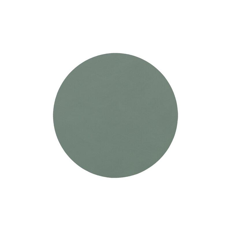 Lind DNA glassbrikke circle nupo pastel green