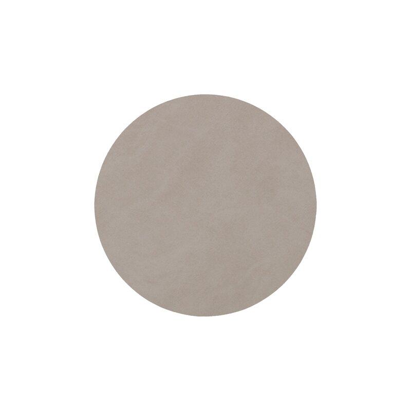 Lind DNA glassbrikke circle nupo light grey