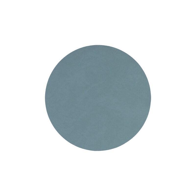Lind DNA glassbrikke circle nupo light blue