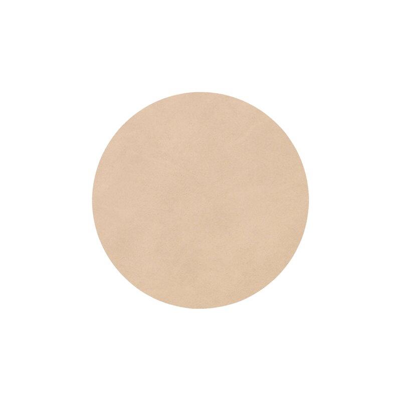 Lind DNA glassbrikke circle nupo sand