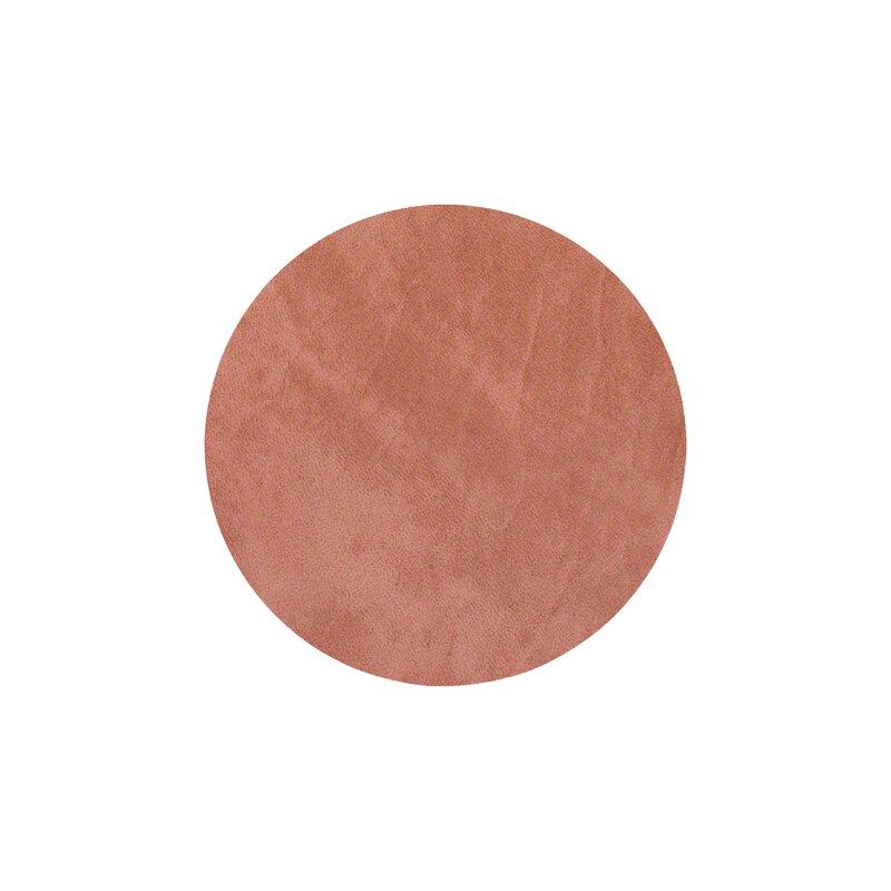 Lind DNA glassbrikke circle nupo blush