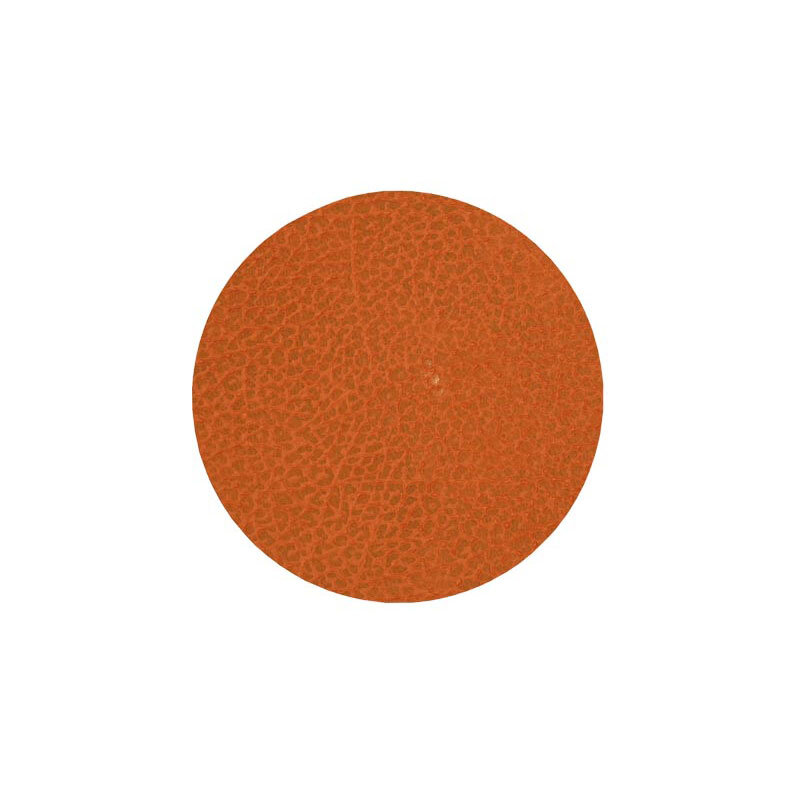 Lind DNA glassbrikke circle hippo orange