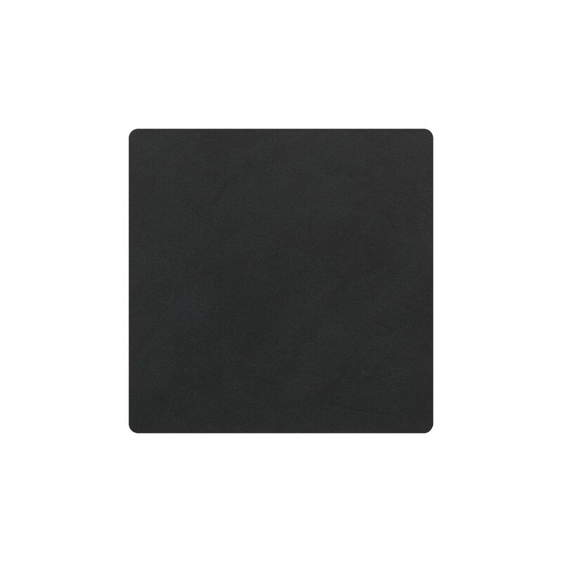 Lind DNA glassbrikke square nupo black