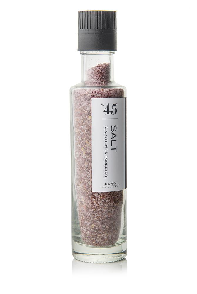 Saltkvern sjalottløk/ rødbetter Nr 45