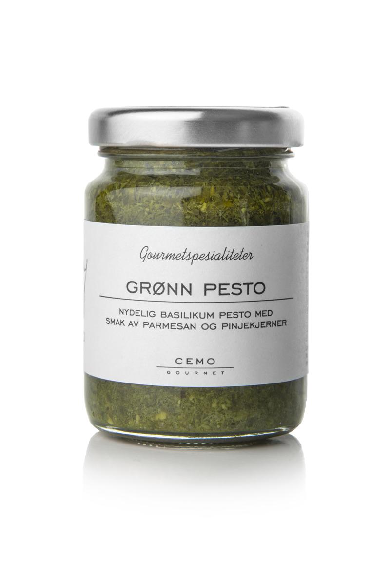 Pesto grønn
