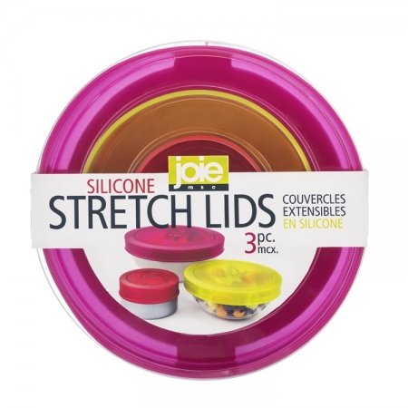 Stretch Lids 3 stk