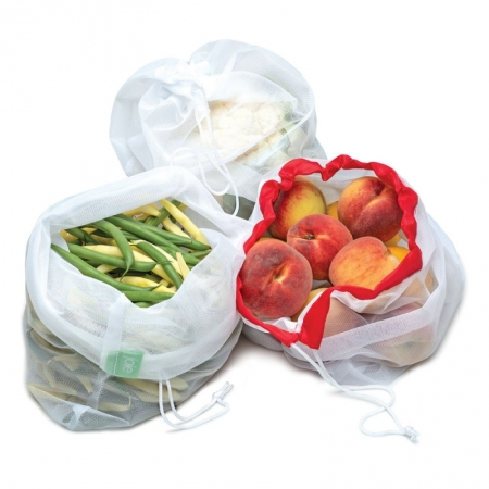 Reusable produce bags 5 stk