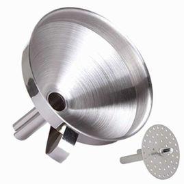 Trakt stål m/sil 12cm