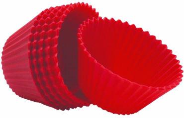 Muffinsform silikon 12stk