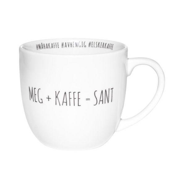 Krus meg+kaffe
