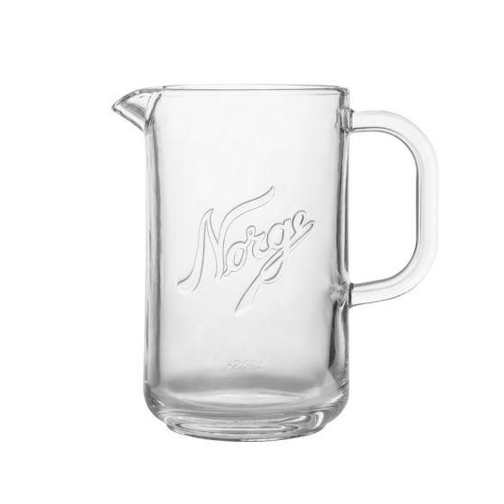 Norgesglass Mugge1,2l