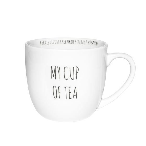 Krus my cup of tea