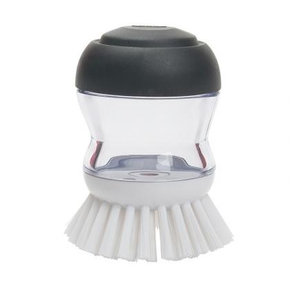 Oppvaskskrubb m/såpebeholder OXO