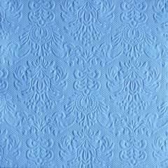 Lunsj servietter Elegance jeans blue 33x33