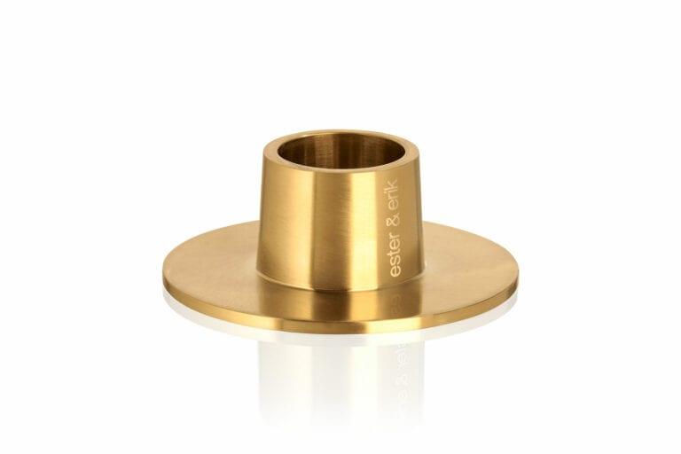 Lysestake 2pk matt gull