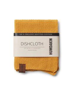 Dishcloth Yellow Fall