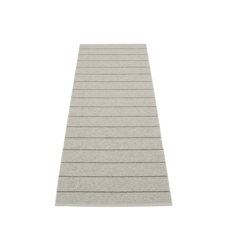 Carl Warm grey/Fossil grey 70x180