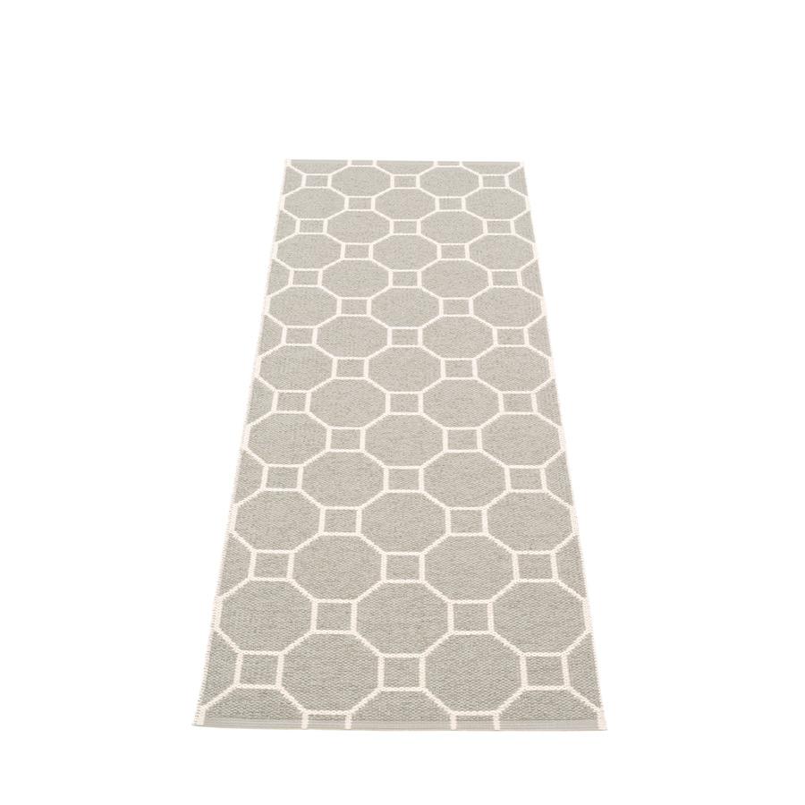 Rakel Warm grey/vanilla 70x225cm