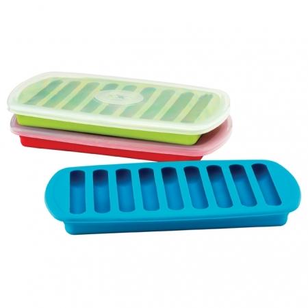 Ice stick tray silikon