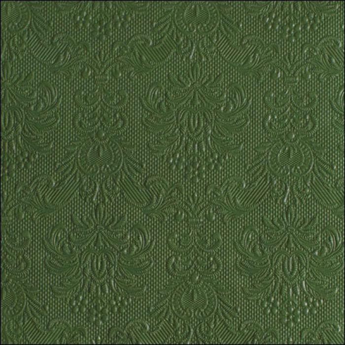 Lunsj servietter elegance dark green
