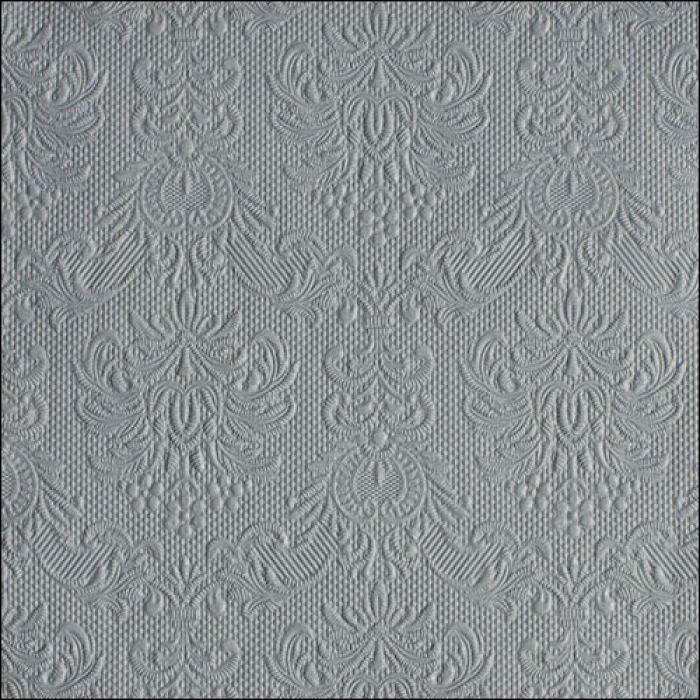 Lunsj servietter elegance grey