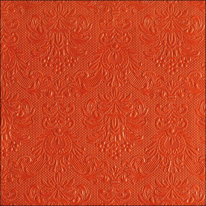 Middag servietter elegance orange
