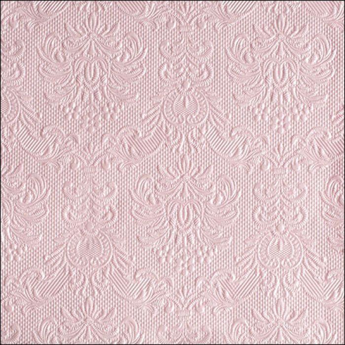 Middag servietter elegance pearl pink