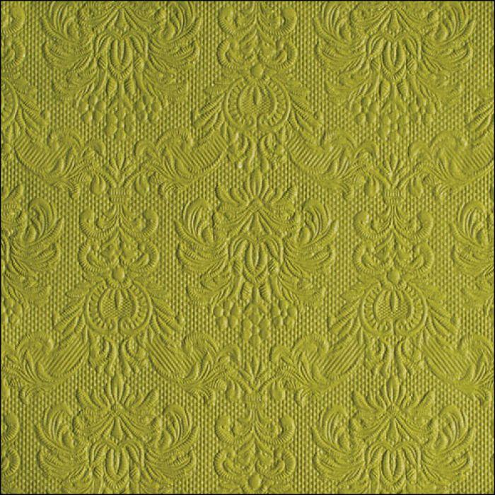 Middag servietter elegance green