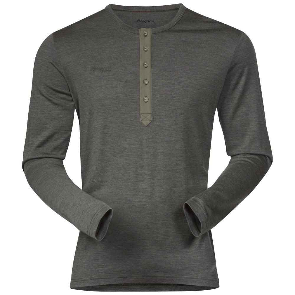 Bergans  Henley Wool Shirt