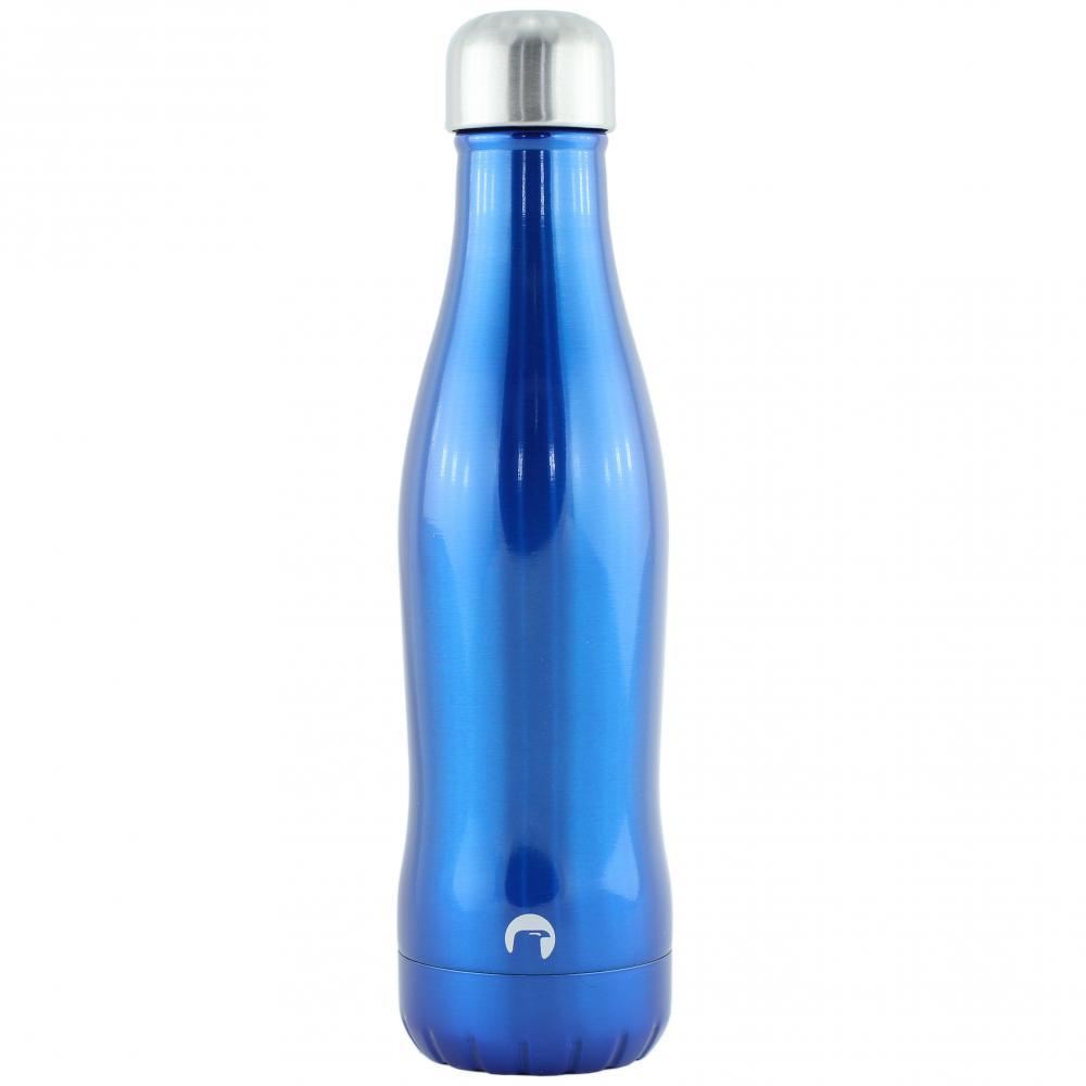 """Eagle Products  Termoflaske """"Curve"""" - Havblå blank"""