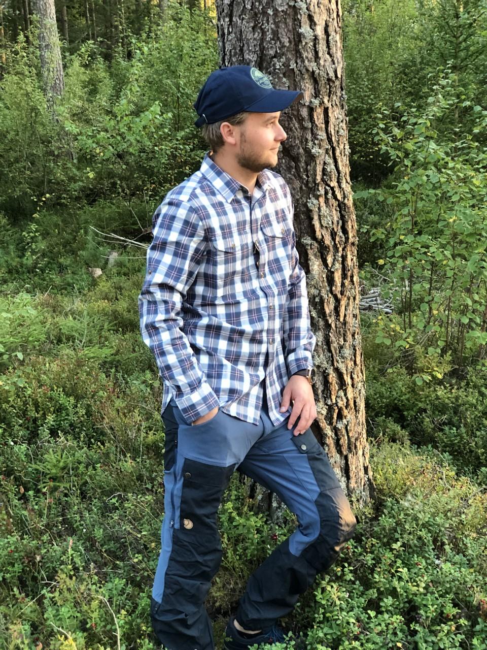 Fjällräven  Singi Flannel Shirt LS(1)