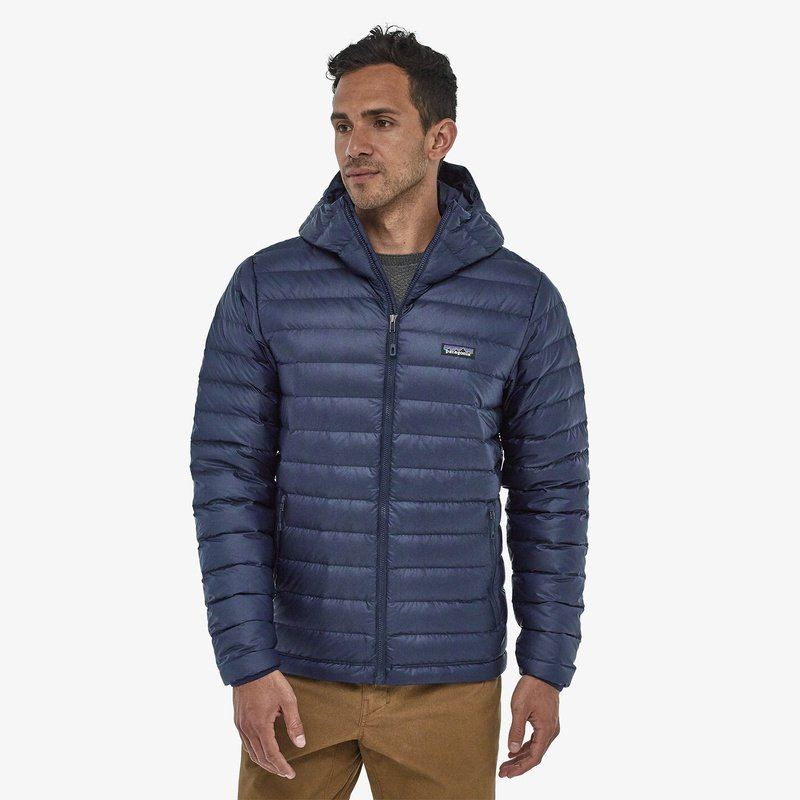 Patagonia  M Down Sweater Hoody(1)