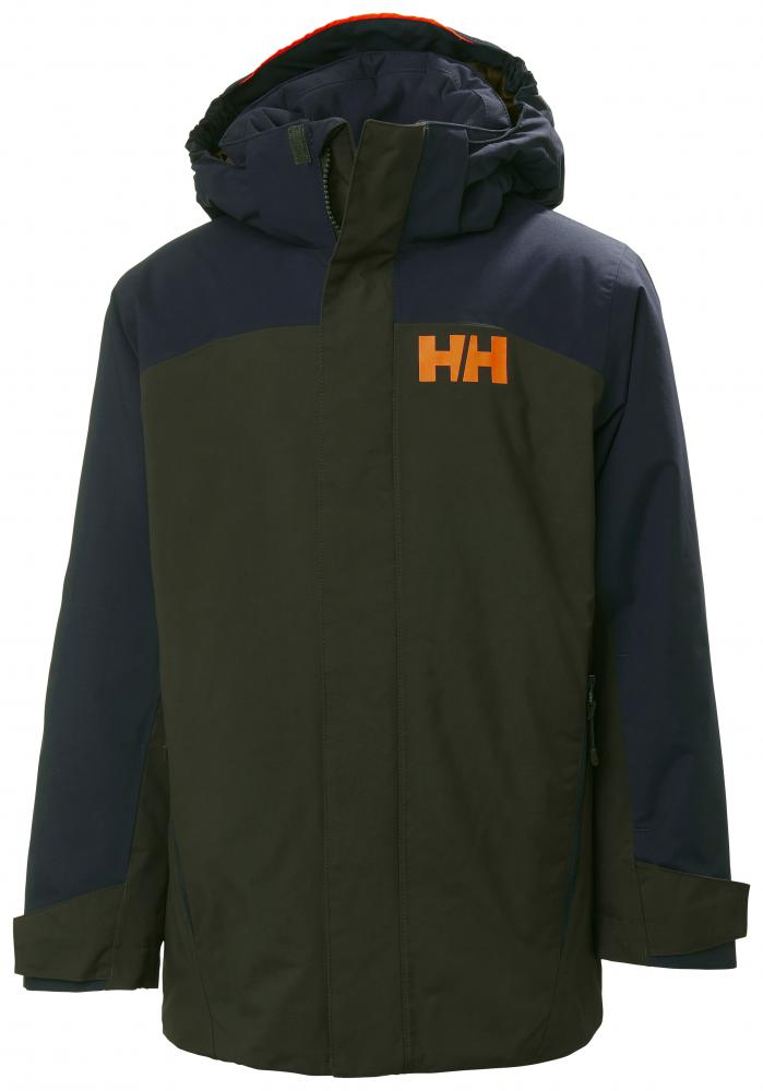 Helly Hansen  JR LEVEL JACKET