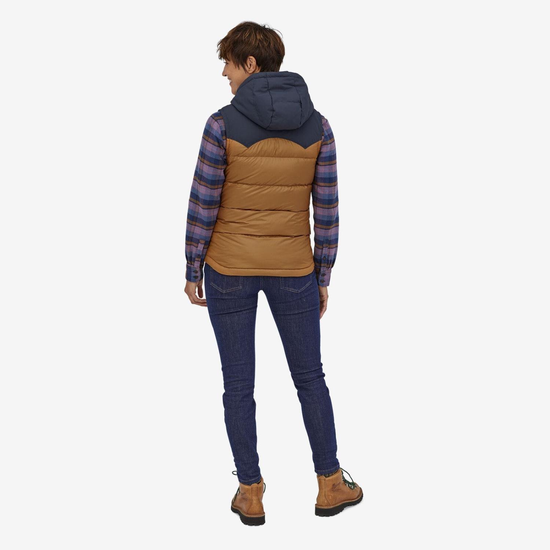 Patagonia  W Bivy Hooded Vest(1)