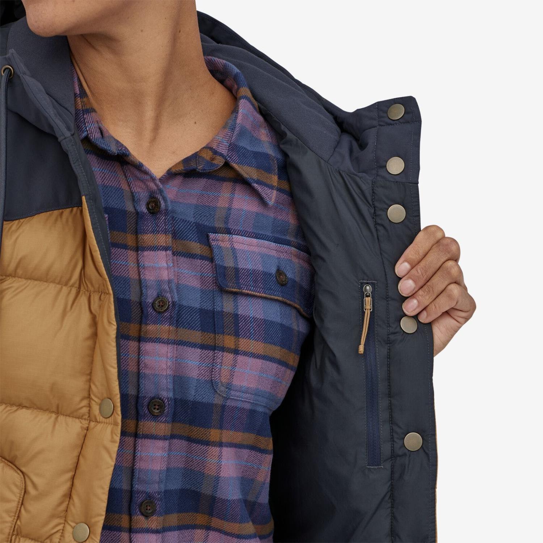 Patagonia  W Bivy Hooded Vest(2)