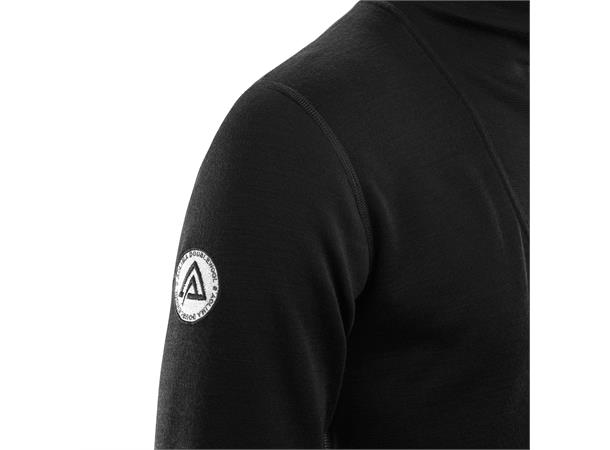 Aclima  DoubleWool Polo Shirt zip, Man(1)