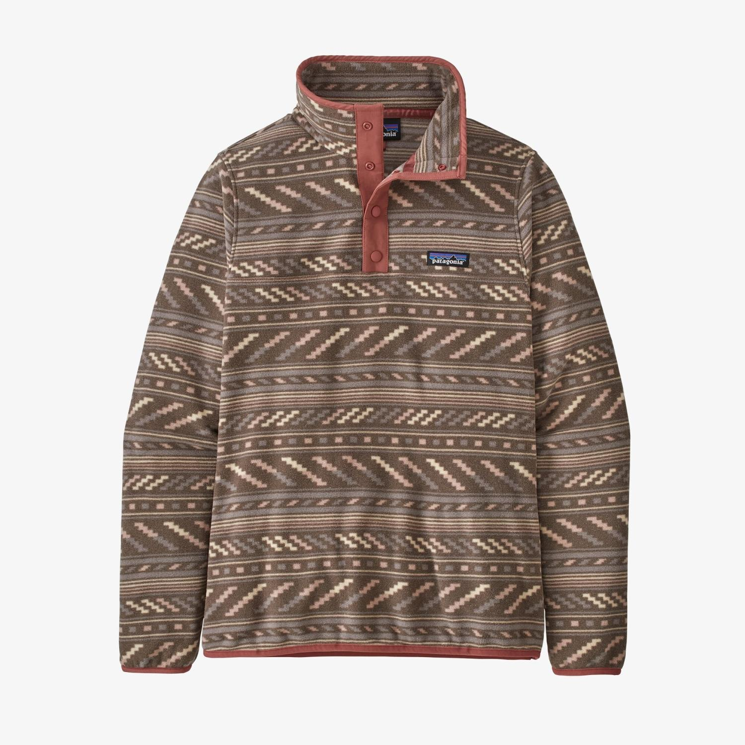 Patagonia  W´S Micro D Snap-T P/O