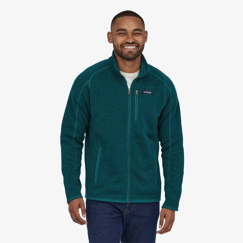 Patagonia  M´S Better Sweater Jkt(1)