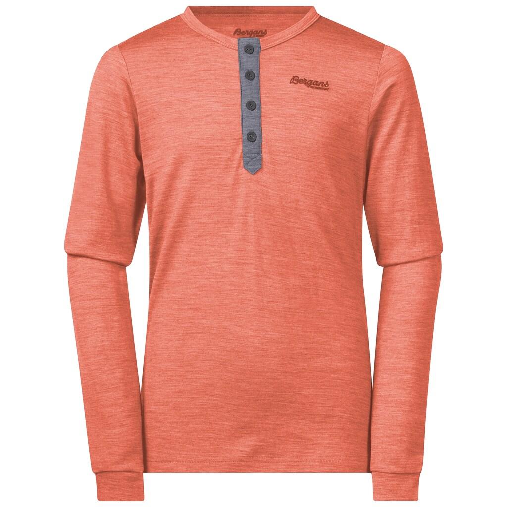 Bergans  Myske Wool Youth Shirt