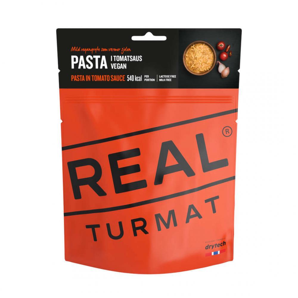 Real Turmat  Pasta i tomatsaus