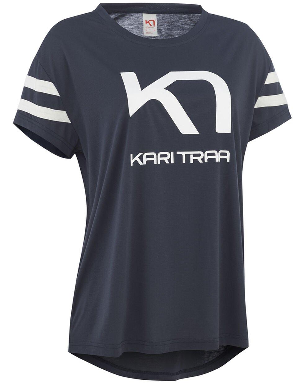 Kari Traa  VILDE TEE