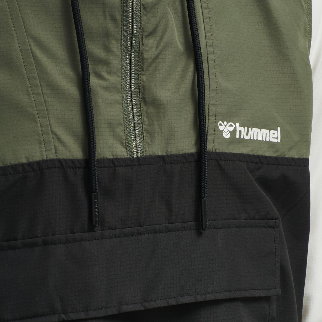 Hummel  hmlATON HALF ZIP JACKET(1)