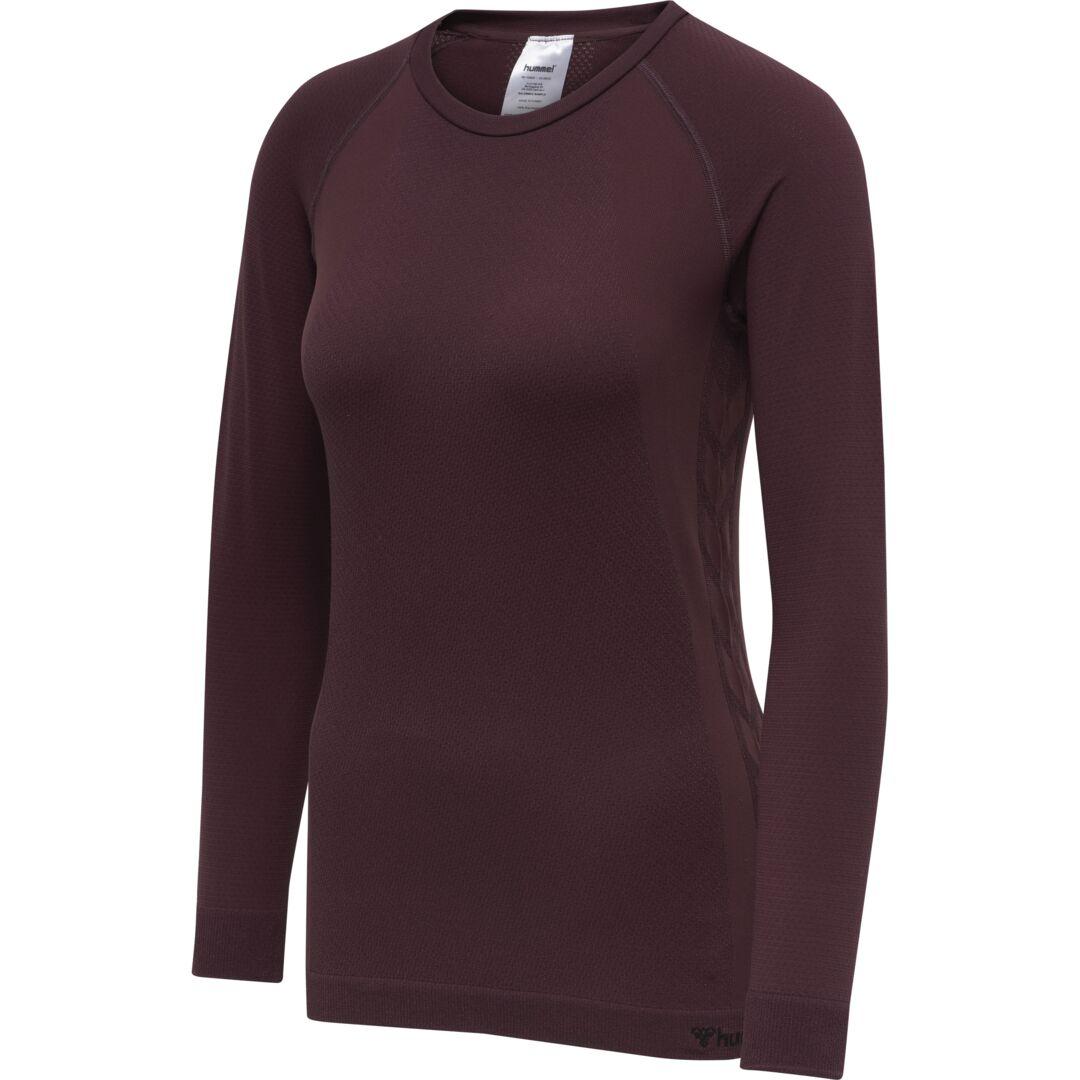 Hummel  Hmlclea Seamless T-Shirt L/S(1)