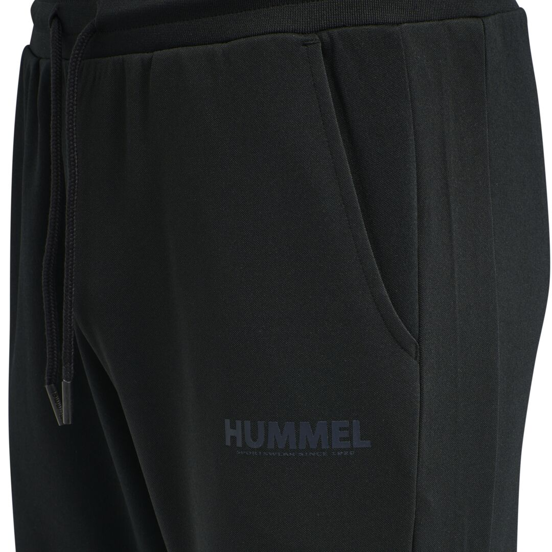 Hummel  Hmllegacy Poly Tapered Pants(1)