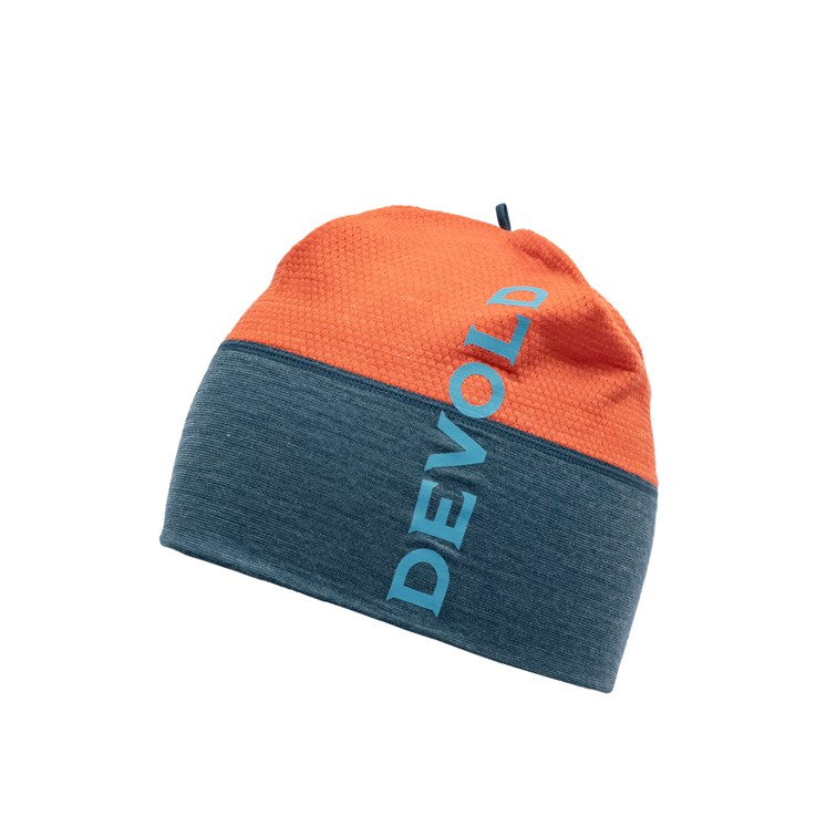 Devold  Running Beanie W/Reflex