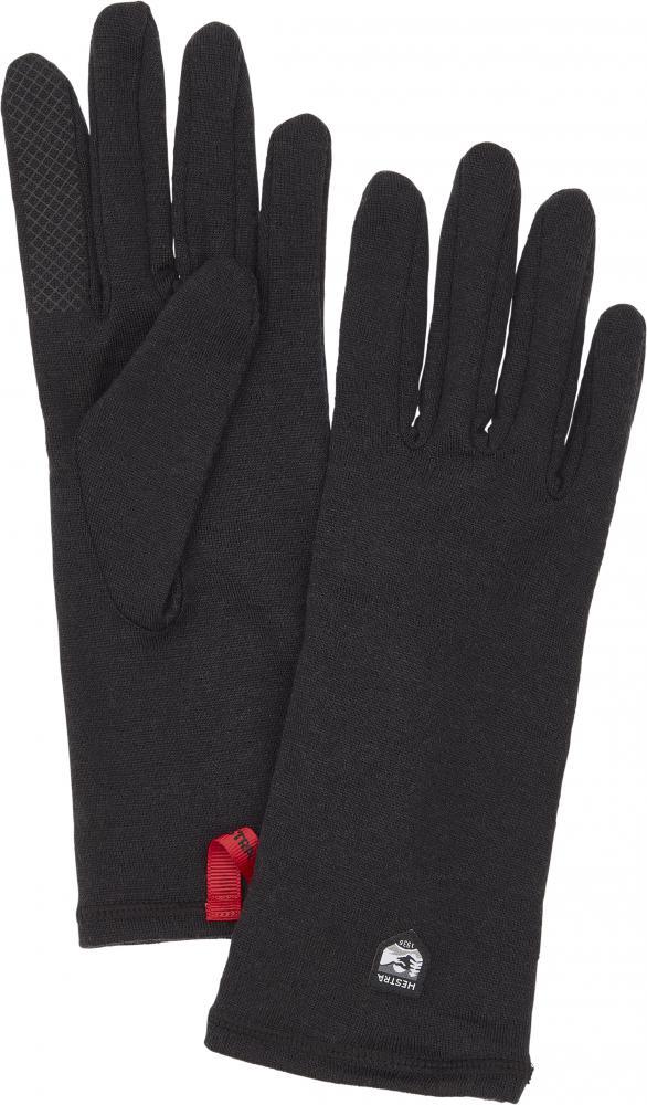 Hestra  Merino Wool Liner Long - 5 Finger